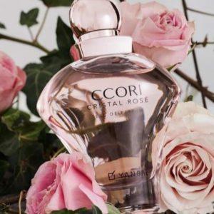 CCORI CRISTAL ROSE Parfém